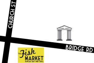 The Fish Market Location